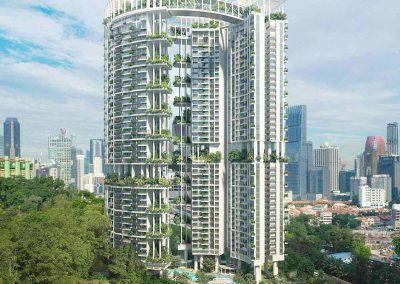 Proposed Residential Development at Pearl Bank